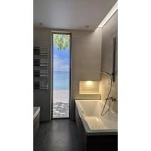 Фальш-окно - вариант использования световой панели Begriff