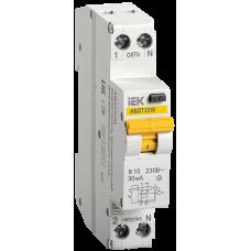 АВДТ32М С32 30мА-Автоматический Выключатель Дифф. тока ИЭК (Арт: MAD32-5-032-C-30)