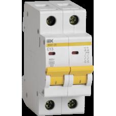 Автоматические выключатели ВА 47-29 2Р 20 А  х-ка С