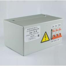 Ящик с понижающим трансформатором ЯТП 0.25 220/12В (3 авт. выкл.) Кострома ОС0000002359