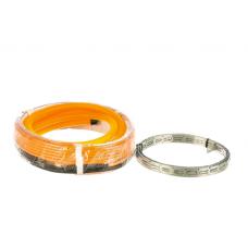 Теплый пол REXANT Standard RND -10-150 (150Вт/10м/ S обогрева, м2: 0,9-1,2) (двух жильный)