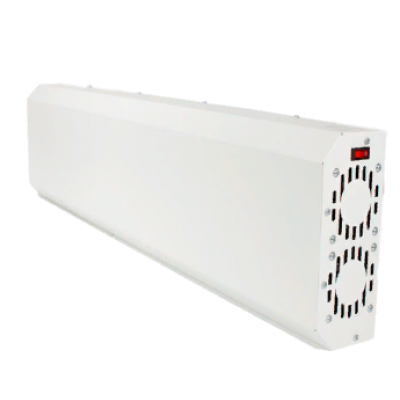 Рециркулятор бактерицидный потолочный LEDVANCE ECOCLASS RECIRCULATOR 2X15W WT F K