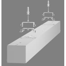 Светодиодный светильник Geniled Trade Linear Advanced 1472х65х60 60Вт 5000K Опал
