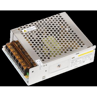 Драйвер LED ИПСН-PRO 150Вт 12 В блок - клеммы  IP20 IEK