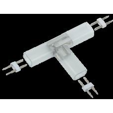 Коннектор Т-образн. 5шт. MONO 12мм (разъем-разъем-разъем) IEK
