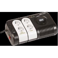 Стабилизатор напряжения серии Simple 0,75 кВА IEK (Арт: IVS25-1-00750)