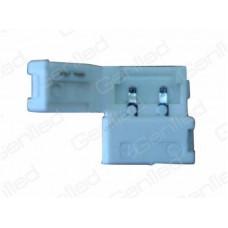 Набор коннекторов соединительных для одноцветной  светодиодной ленты шириной 10 мм