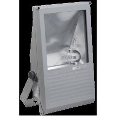 Прожектор металлогалогенный ГО01-150-02 150Вт цоколь Rx7s серый ассиметричный  IP65 ИЭК (Арт: LPHO01-150-02-K03)