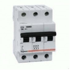 Автоматический выключатель 3п C 16А LR