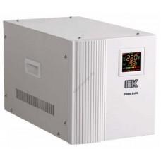Стабилизатор напряжения переносной серии Prime 10 кВА IEK (Арт: IVS31-1-10000)