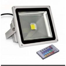 Прожектор светодиодный RGB 20W