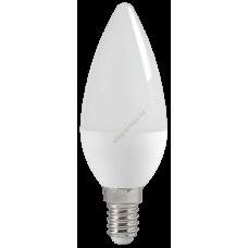 Лампа светодиодная ECO C35 свеча 5Вт 230В 3000К E14 IEK (Арт: LLE-C35-5-230-30-E14)