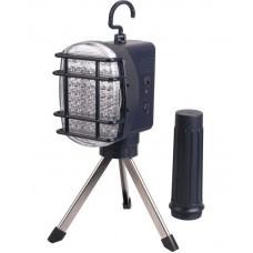 Светильник светодиодный переносной ДРО 2063Л,62+1индLED,3 ч. триног,Lithium/1200мАч IEK (Арт: LDRO1-2062L-63-3H-K02)