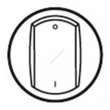 Лицевая панель для выключателя двухполюсного