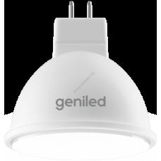 Светодиодная лампа Geniled GU5.3 MR16 8W 2700К (Арт: 01319)