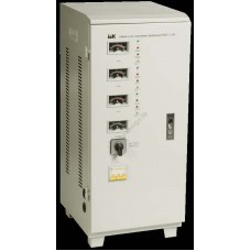 Стабилизатор напряжения СНИ3-7,5 кВА трехфазный ИЭК (Арт: IVS10-3-07500)