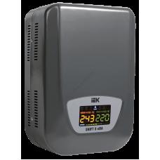 Стабилизатор напряжения настенный серии Shift 8 кВА IEK (Арт: IVS12-1-08000)