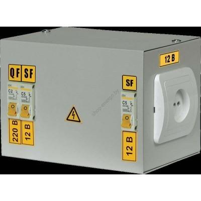 Ящик с понижающим трансформатором  ЯТП-0,25 220/24-2 36 УХЛ4 IP30 (Арт: MTT12-024-0250)