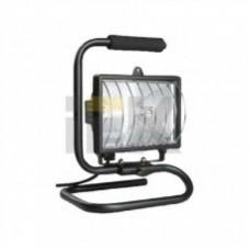 Галогенный прожектор 500Вт ИО 500П (переноска)