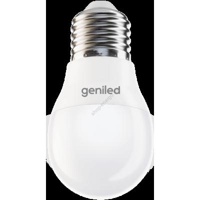 Светодиодная лампа Geniled E27 G45 6W 2700К матовая (Арт: 01311)