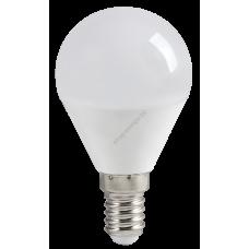 Лампа светодиодная ECO G45 шар 5Вт 230В 4000К E14 IEK (Арт: LLE-G45-5-230-40-E14)