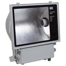 Прожектор металлогалогенный ГО03-400-01 400Вт цоколь E40 серый симметричный  IP65 ИЭК (Арт: LPHO03-400-01-K03)