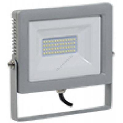 Прожектор СДО 07-10 светодиодный серый IP65 IEK (Арт: LPDO701-10-K03)