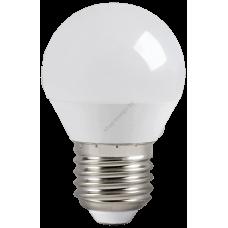 Лампа светодиодная ECO G45 шар 5Вт 230В 4000К E27 IEK (Арт: LLE-G45-5-230-40-E27)
