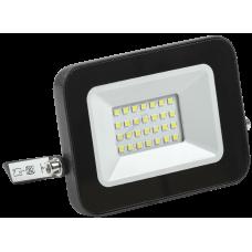 Прожектор СДО 06-20 светодиодный черный IP65 6500 K IEK (Арт: LPDO601-20-65-K02)