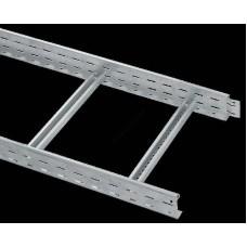 Лоток лестничный 100х300х3000, 1,2 мм (Арт: LLK1-100-300)