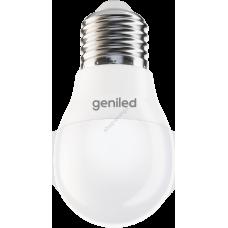 Светодиодная лампа Geniled E27 G45 8W 4200К матовая (Арт: 01314)