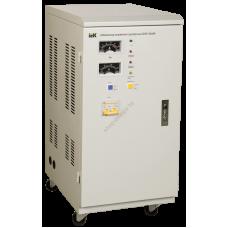 Стабилизатор напряжения СНИ1-20 кВА однофазный ИЭК (Арт: IVS10-1-20000)