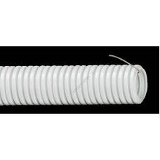 Труба гофр. ПВХ d 32  с зондом (25м) ИЭК (Арт: CTG20-32-K41-025I)
