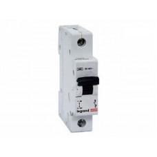 Автоматический выключатель 1п C 6А LR
