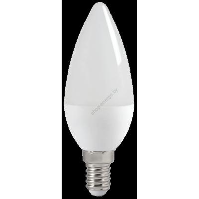 Лампа светодиодная ECO C35 свеча 5Вт 230В 4000К E14 IEK (Арт: LLE-C35-5-230-40-E14)