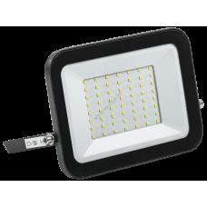 Прожектор СДО 06-50 светодиодный черный IP65 4000 K IEK (Арт: LPDO601-50-40-K02)