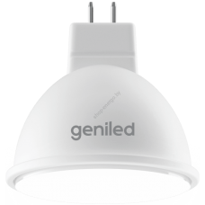 Светодиодная лампа Geniled GU5.3 MR16 8W 4200К (Арт: 01318)