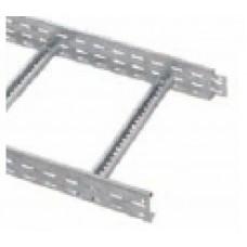 Лоток лестничный 80х600х3000, 1,2 мм (Арт: LLK1-080-600)