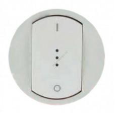 Лицевая панель для выключателя двухполюсного с индикацией