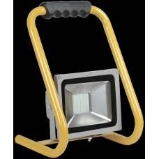 Прожектор СДО 05-20П(переноск)светодиодный серый SMD IP65 IEK (Арт: LPDO503-20-K03)
