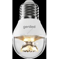 Светодиодная лампа Geniled E27 G45 8W 2700К линза (Арт: 01228)