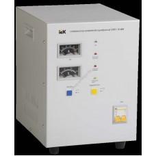 Стабилизатор напряжения СНИ1-10 кВА однофазный ИЭК (Арт: IVS10-1-10000)