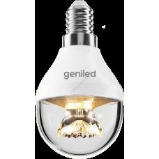 Светодиодная лампа Geniled E14 G45 8W 4200К линза (Арт: 01225)