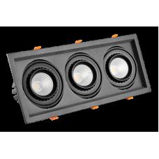 LX-GSD-COB-1003/90 Вт черный