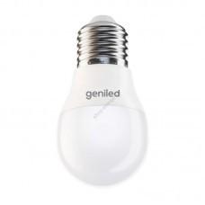 Светодиодная лампа Geniled E27 G45 6W 4200К (Арт: 01266)