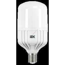 Лампа светодиодная HP 50Вт 230В 6500К E40 IEK (Арт: LLE-HP-50-230-65-E40)