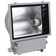Прожектор ГО03-400-02  400Вт  Е40  серый асимметричный IP65 ИЭК (Арт: LPHO03-400-02-K03)