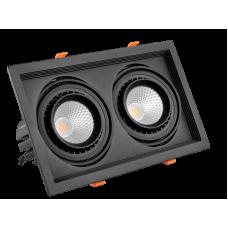 LX-GSD-COB-1002/30 Вт черный
