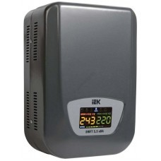 Стабилизатор напряжения настенный серии Shift 5,5 кВА IEK (Арт: IVS12-1-05500)
