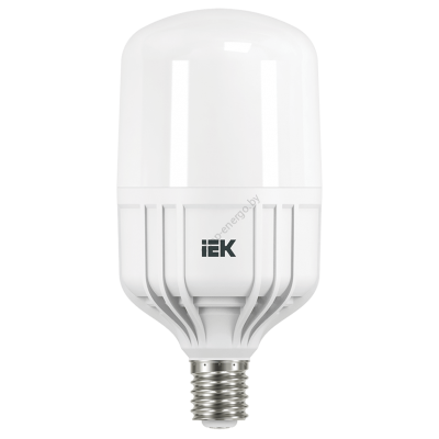 Лампа светодиодная HP 30Вт 230В 6500К E27 IEK (Арт: LLE-HP-30-230-65-E27)
